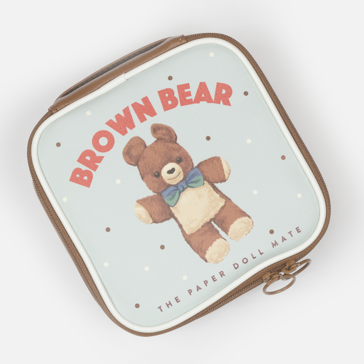 Better beauty pouch S_Brown Bear