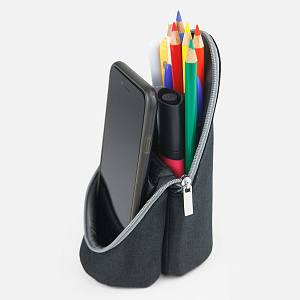 FD-1607-D20,Calm Pen Case Black