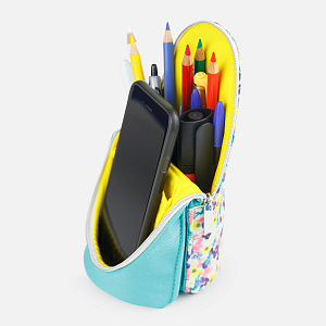 FD-7169-G,Lilou Pen Case Green