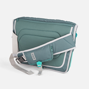 Messenger Bag Aurora Green