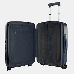 Revolve Wide-body Carry On Spinner 39 L-Black