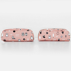 Ghost Pop Boo Pouch S Pink 1017