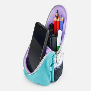 FD-1702-G,Tiara Pen Case Green