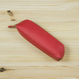 The Daily Pencase Red
