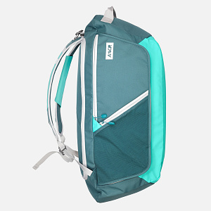 Duffle Bag Aurora Green