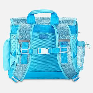 Sparkalicious Glitter Backpack Turquoise