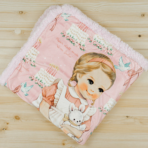 Paper doll mate Blanket 3-Julie