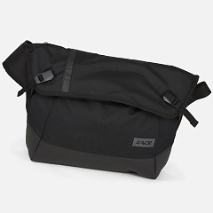 Messenger Bag Black Eclipse