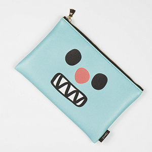 Ghostpop Daily pouch M Blue 1017