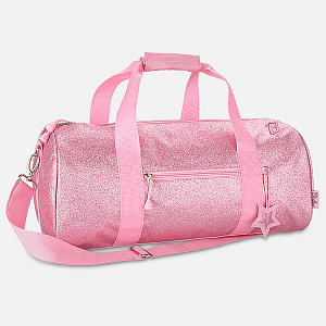 Sparkalicious Duffle Pink