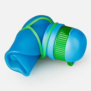 Viv Bottle 0,5 Blue