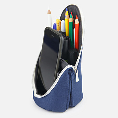 FD-7041-B,Pen Case Blue