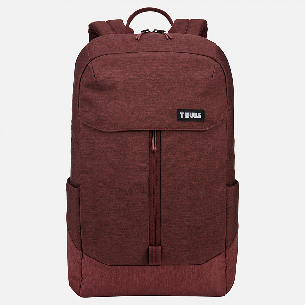 Lithos Backpack 20L - Dark Burgundy