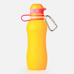 Viv Bottle 0,5 Orange
