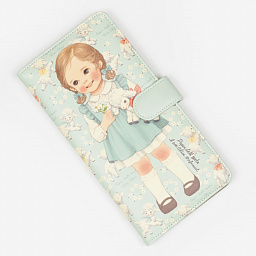 Passport Cover L Alice