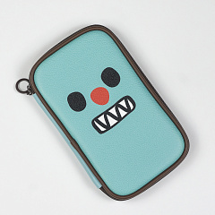 Ghost Pop Pencil Pouch v.1 Blue 1017