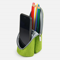 FD-1607-G,Calm Pen Case Green