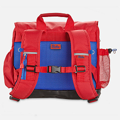 Signature Backpack Red