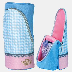FD-1704-LB,Tiara Pen Case Light Blue