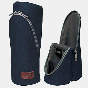 FD-1607-K,Calm Pen Case Navy