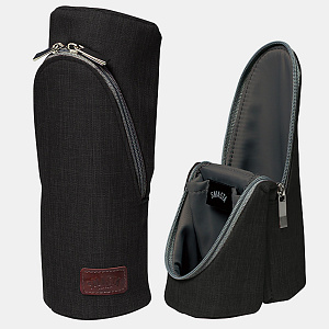 FD-1607-D,Calm Pen Case Black
