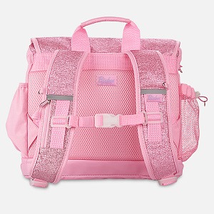 Sparkalicious Glitter Backpack Pink