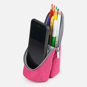 FD-1607-P,Calm Pen Case Pink